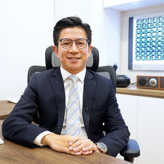 施俊健醫生 - 臨床腫瘤科專科醫生